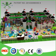 Indoor Playground Type and PVC+ sponge,Soft playground Material soft play gym