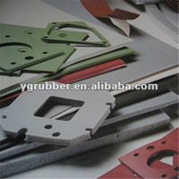 Self Adhesive Silicone Sponge Rubber Gasket