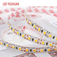 Nature White 10W 24VDC Smd2835 led strip light 20m