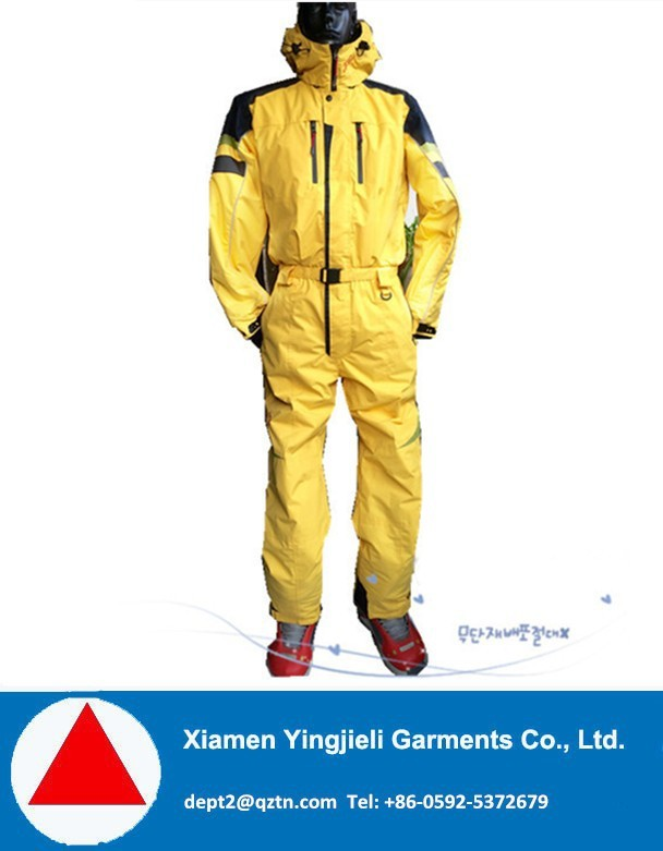 Wholesale High Quality Adult Snow Suits One Piece Snow Suits