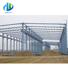 New brand light and simple prefabricated construction design steel structure warehouse