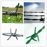 Best barbed wire galvanized barbed wire