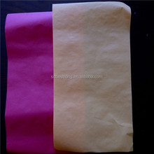 white or color parchment paper for baking food