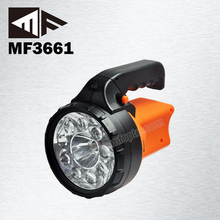 Multi-Functi Rechargeable Led Search Light Long Range Spotlight