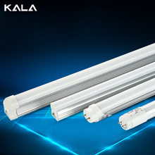 China supplier high quality t5 t8 led tube fixtures,T8 T5 led tube light replacment fluorescent ,Aluminum and glass