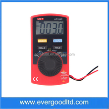Portable Voltmeter Tester Meter Ammeter Multitester Analog Multimeters UNI-T UT120C LCD Display Digital Multimeter