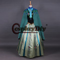 Coronation Anna fancy dress Princess Crown Anna costume adults