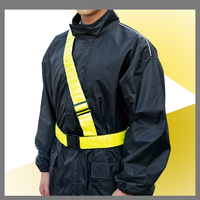 outdoor traffic safety protection highly reflective belt