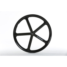 Navigate 700C 5 spoke fixed gear bicycle wheel