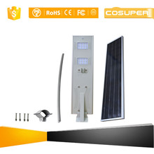 all in one stand alone solar street lighting system for indoor