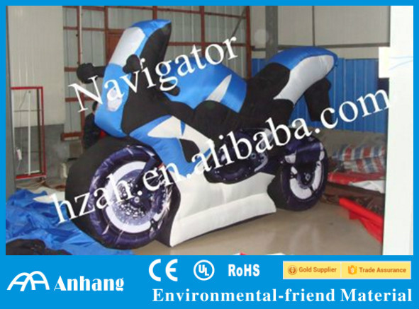Hot Selling Inflatable Cross-Country Motorcycle