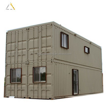 Steel Expandable Fashion Living Container Mobile Apartment