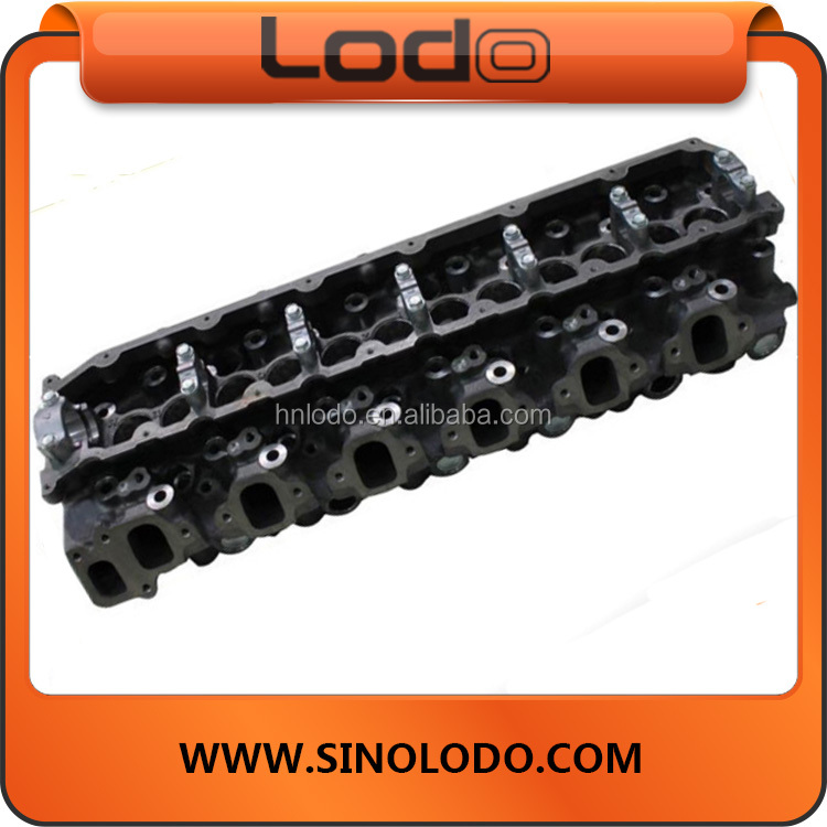 1110117040 4.2L 12V L6 1HDT diesel auto engine cylinder head for Toyota 1996