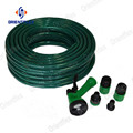Super long mean green professional garden hose 150 feet heavy duty