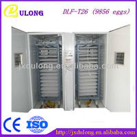 2013 heart-smart micro-computer control DLF-T26 automatic t & h controller chicken egg incubator