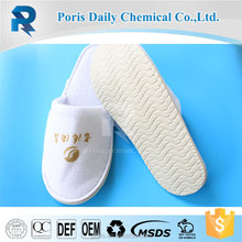 terry cloth thong slippers