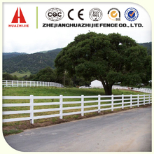 Practical cheap wooden horse rail fence panels for sale