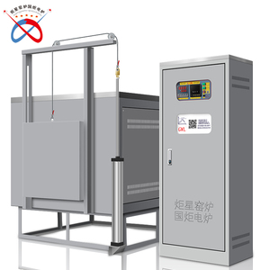 1400C Resistance Electric Heat Treatment Furnace