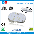 2017 hot sale DLC/ETL/cETL 135lpw LED retro fit kits US warehouse available