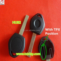 TOngda Auto key shell . transponder key shell (with groove) for B key shell