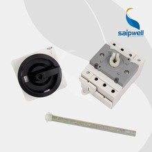 Electrical Isolator Types Switch be Used in PV System Equipment