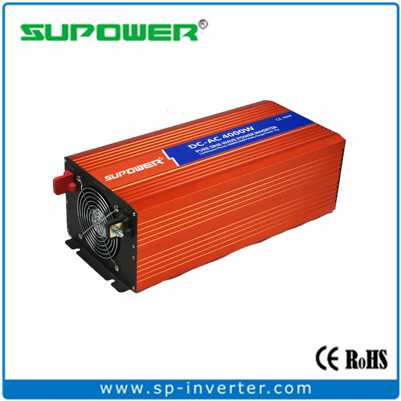Off grid Solar Power System 4KW Pure Sine Inverter Ouput with LCD Display
