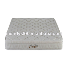 Well bonnell spring euro pocket spring mattress price manufacturers