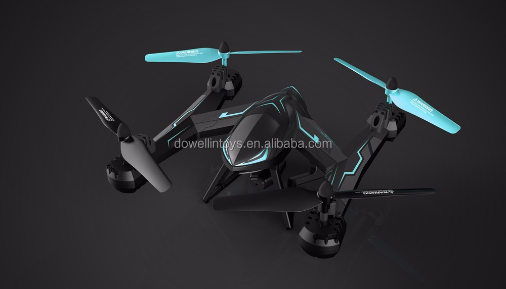 DWI Dowellin Hover camera drone with fpv real time transmission