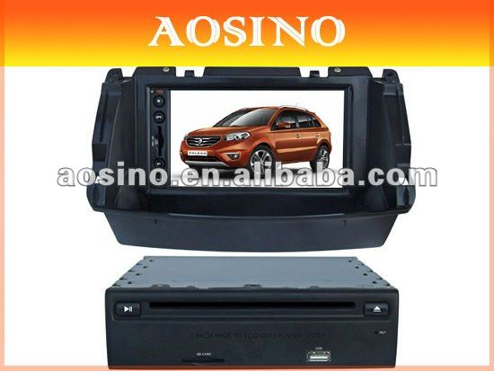 special car dvd /car radio for Renault Koleos