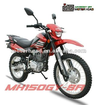 dirt bike MH150GY-9B new bross model motocicleta,150cc off roao bike