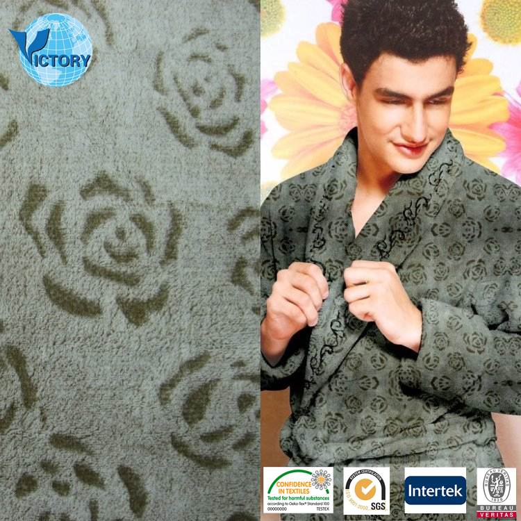 Cation Coral Fleece Fabric for Garment,Blanket,Bathrobe,Home Textile,Shoes