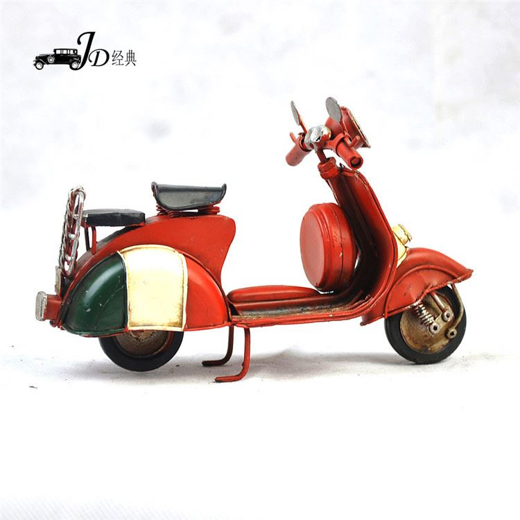 Factory Sale custom design model motorcycle for home decoration from China
