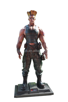 Fiberglass Decoration Guile