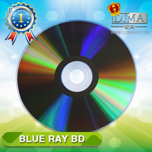 HOT sales A grade 50GB capacity blank bluray disk