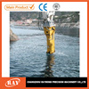 F22 Hydraulic rock breaker jack hammer pices for excavator used