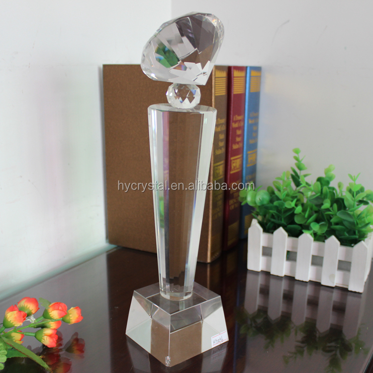 Wholesale New hot Diamond Award Trophy