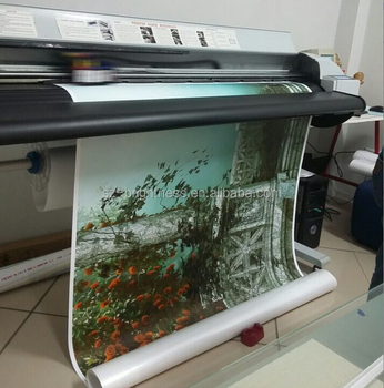 Encad novajet 750 canvas indoor inkjet printer machine