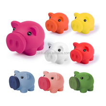 custom make PIGGY BANK Pig Money Box for Coins and Cash Novelty Childrens Saving Bank