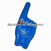 pvc inflatable cheering hands