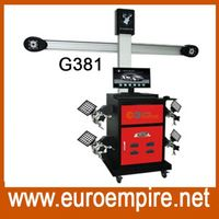 3D Wheel Alignment Machine SWA3D-50 with 3D technical