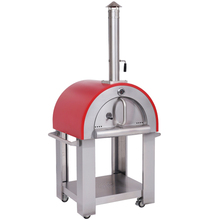commercial outdoor backyard wood fired pizza ovens for sale