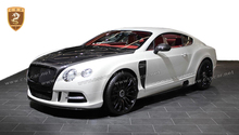 Car Bumper body kits factory price Mansori Body Kit For Bentley Continental