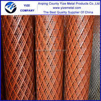 Hot sale aluminum expanded metal mesh/expanded metal mesh for gutter guards