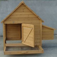 Factory export directly wooden small chicken coop designs