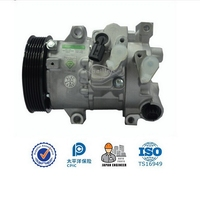 denso type TSE17C 12 volt scroll compressor 88310-68031/447260-3373 for TOYOTA COROLLA ZRE14#/WISH 2.0
