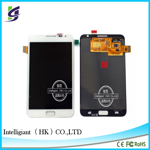 For Samsung Galaxy Note GT-N7000 i9220 Original New LCD Display Screen Touch Digitizer white and black