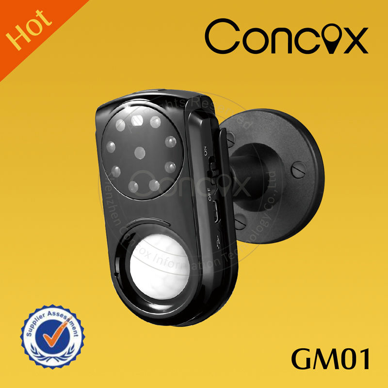 Concox home guard gsm sms alarm system, GSM module china with remote voice monitoring & security camera GM01