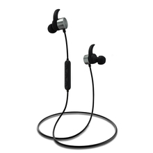 2017 New Magnet design mobile phone bluetooth headset wireless earphones R1615 sweatproof stereo bluetooth earphones