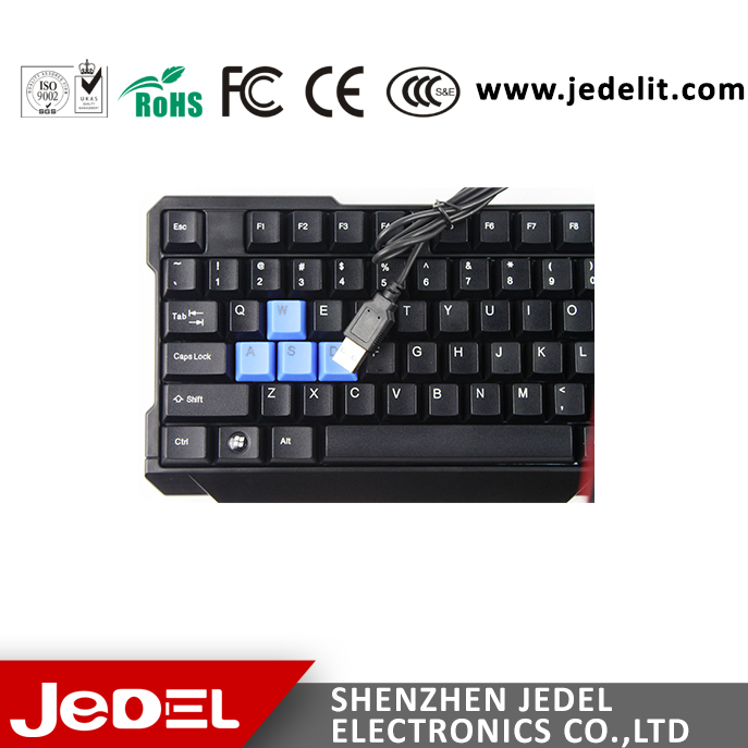 New Arrival Power Saving 2.4GHz USB Wireless Keyboard and Mouse for mechanical keyboard