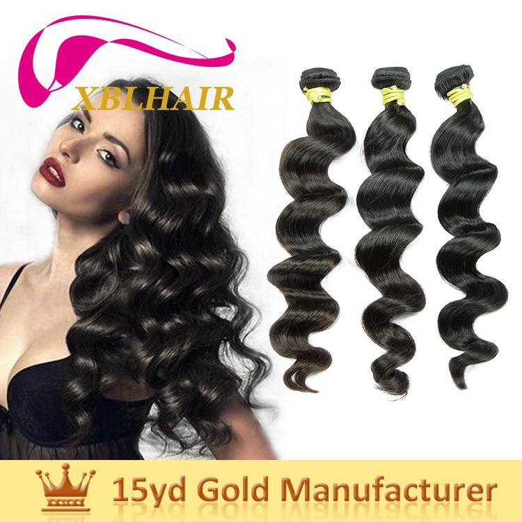 Classic brand XBL original human hair indian wedding accessories wholesale